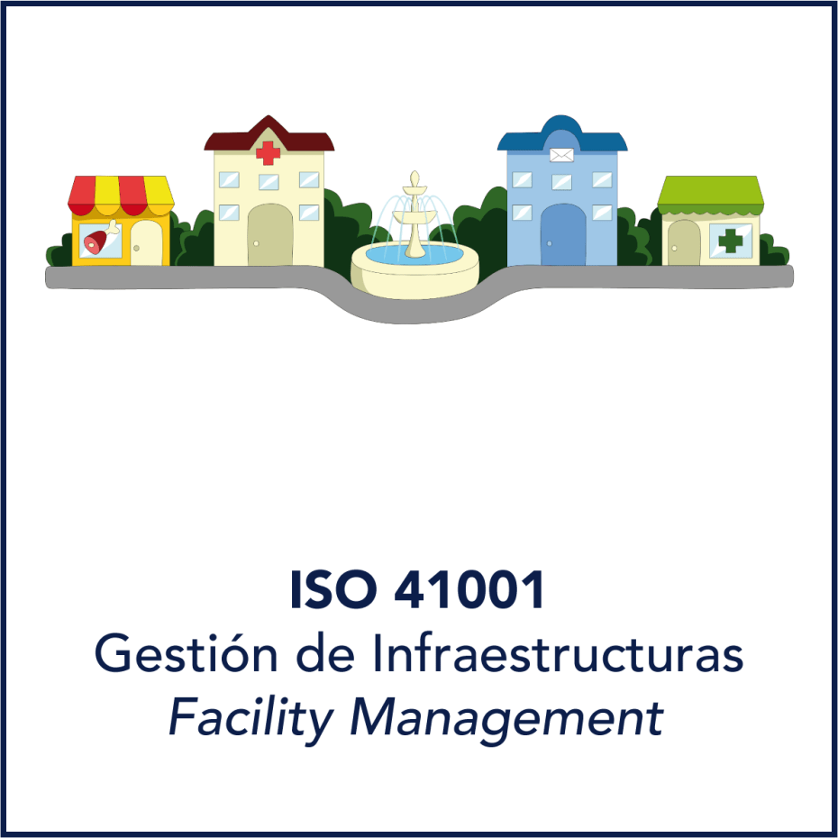 Infraestructuras ISO41001 1 1