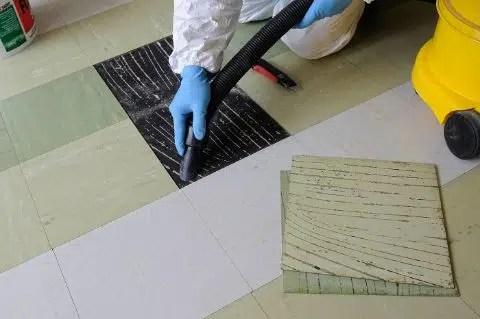 asbestos tile tile asbestos removal