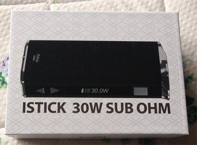 iStick 30wを購入!