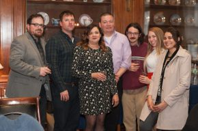 Tobias Carroll, Bud Smith, Gessy Alvarez, Joseph Lazauskas, Lauren Hilger, and Cynthia Alvarez