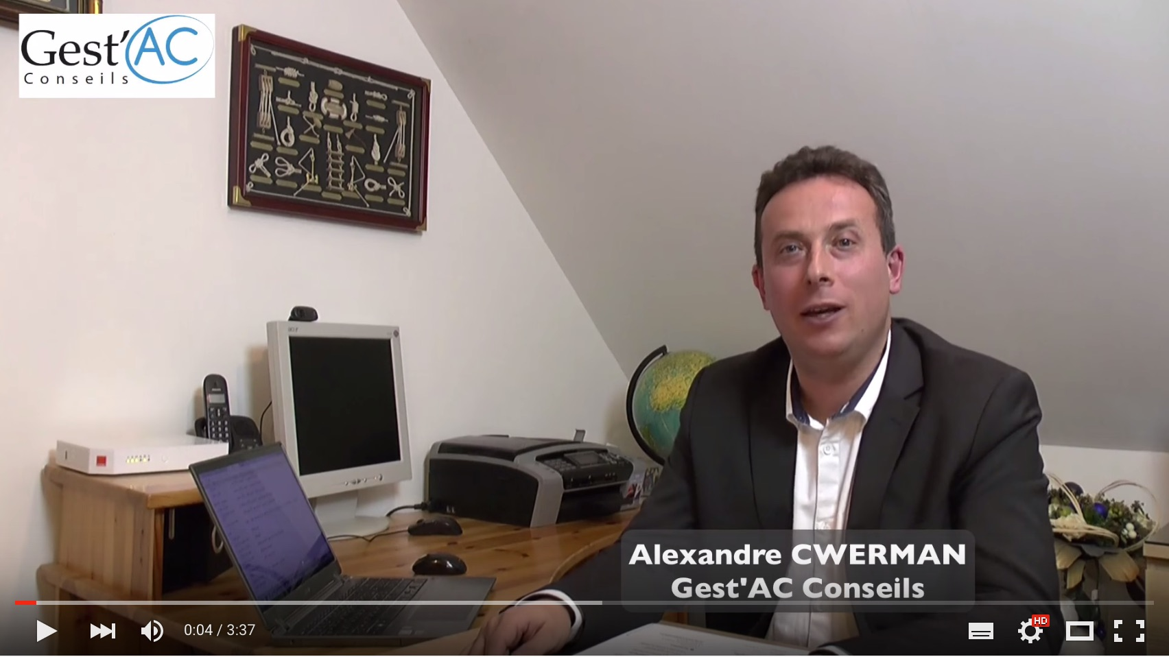 Gest'AC Conseils : Process administratifs