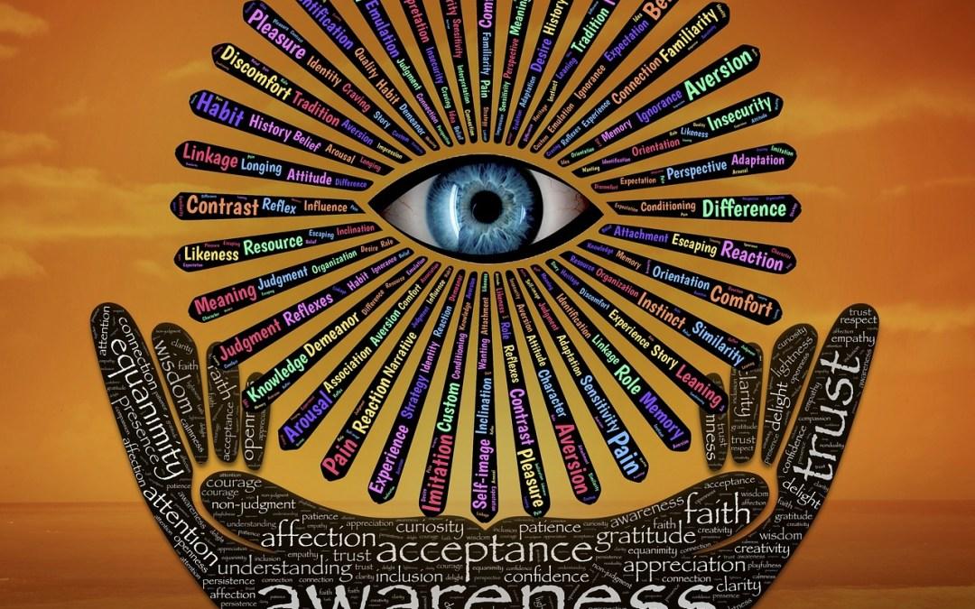 2 – Le corps comme «conscience de», Awareness