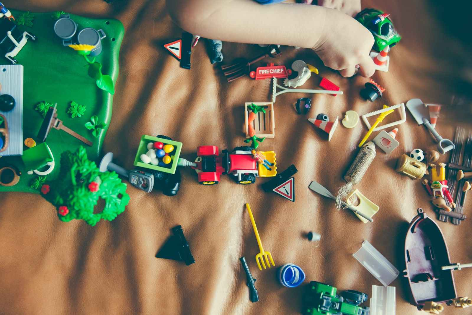 The importance of play therapy and playing with your children