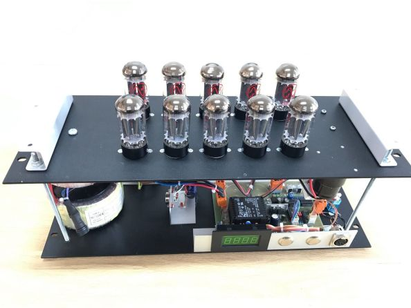 voxativ tube power supply