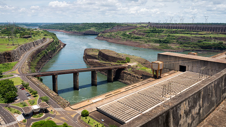 Usina Hidroelétrica Itaipu