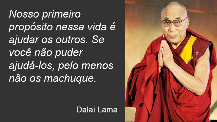 Dalai Lama - Propósito nessa vida