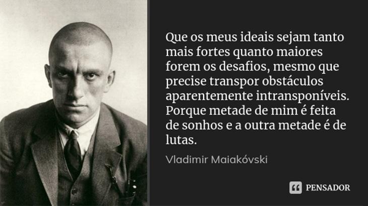 Maiakovski - O Poeta da Revolução