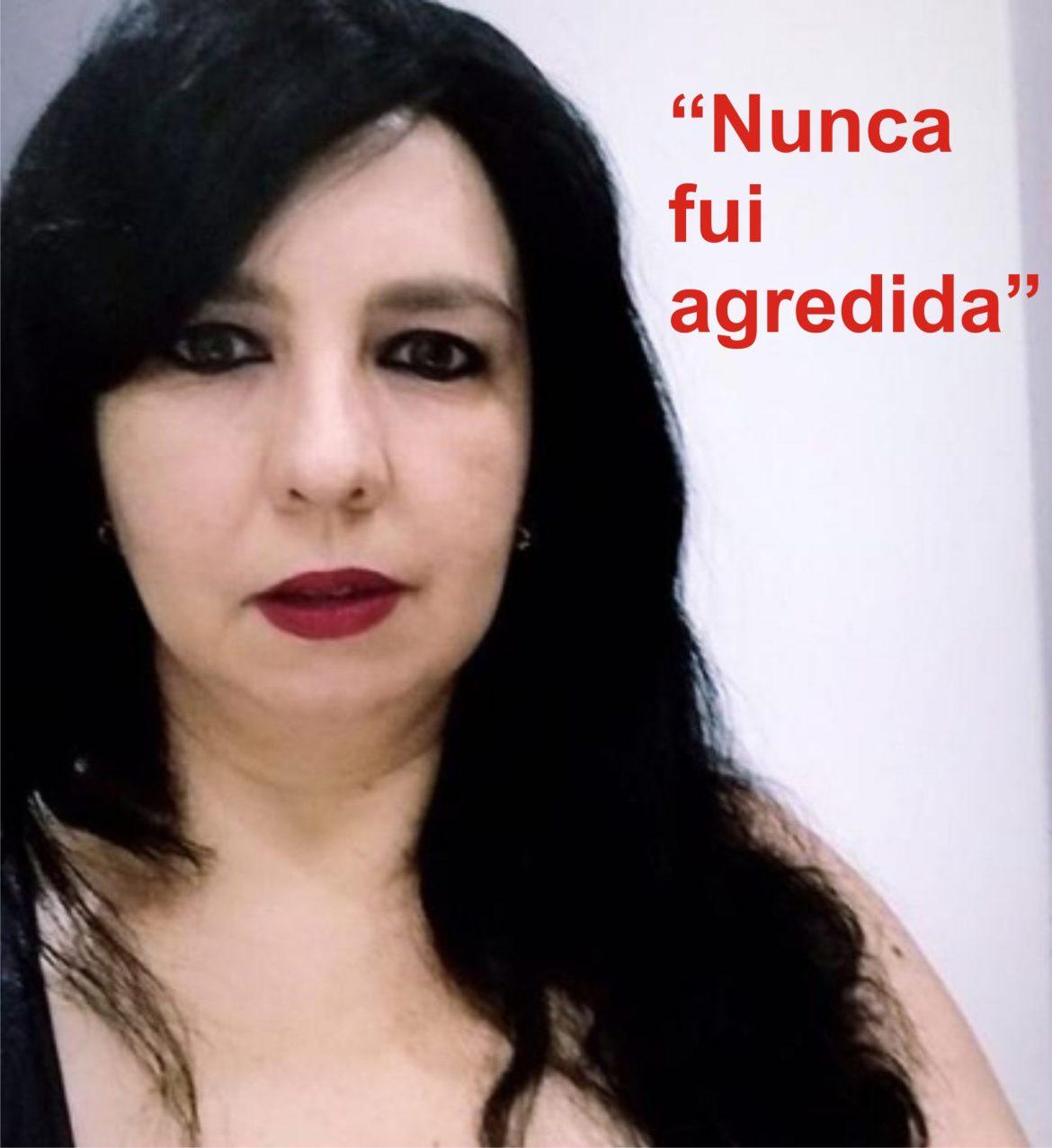 """Nunca fui agredida"". Afirma Fahima Nouri, ex-esposa de Helton Pessoa"
