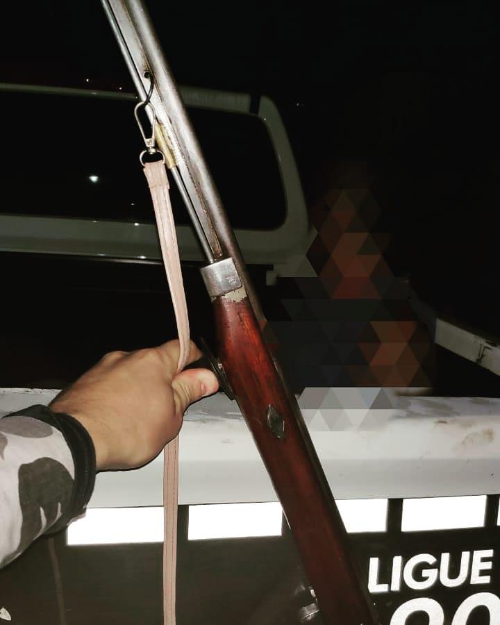 Suspeito de estupro e homicídio é preso em Sobrado