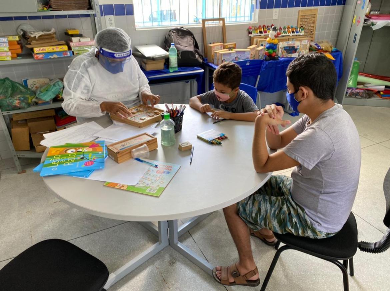 Secretaria de Educação abre três salas de Atendimento Educacional Especializado (AEE) em Sapé