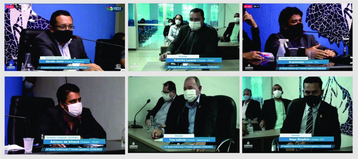 Vereadores anunciam formação de bloco independente e secretário é barrado na Câmara Municipal de Sapé