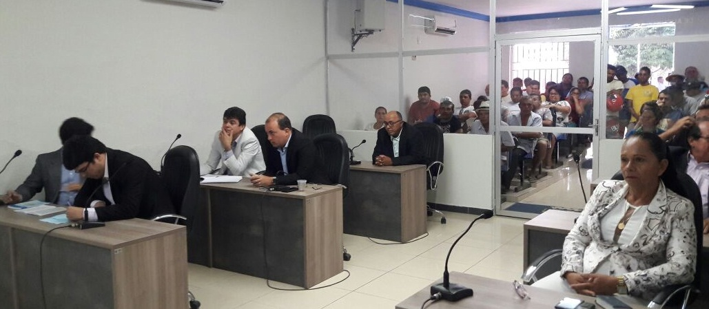 Ex-vereadores de Sapé terão que devolver mais de meio milhão aos cofres públicos
