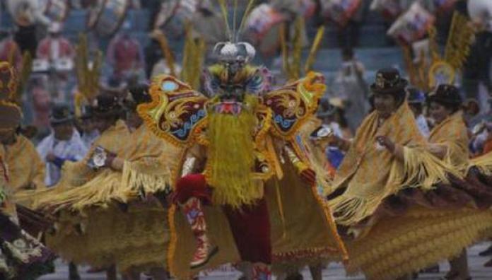 """La Paz alista """"defensa"""" de la danza de la Morenada tras declaración en Perú    PERU   GESTIÓN"""