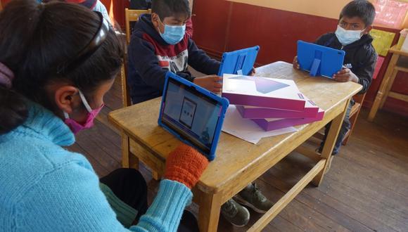 A diferencia del año pasado, las clases podrán ser semipresenciales. (Foto: Minedu).