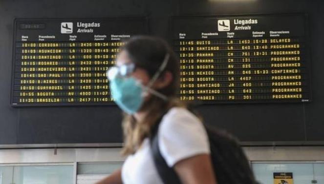 Los vuelos internacionales se reanudarán en octubre. (Foto: GEC)