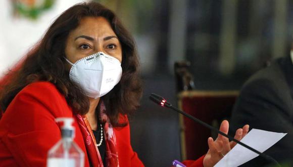 Vacuna COVID-19 Violeta Bermúdez dice que jamás han mentido sobre la  llegada de las vacunas, pese a cambios de fecha Segunda ola nndc | PERU |  GESTIÓN