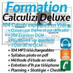 Formation gestion en vidéo Calculizi Deluxe