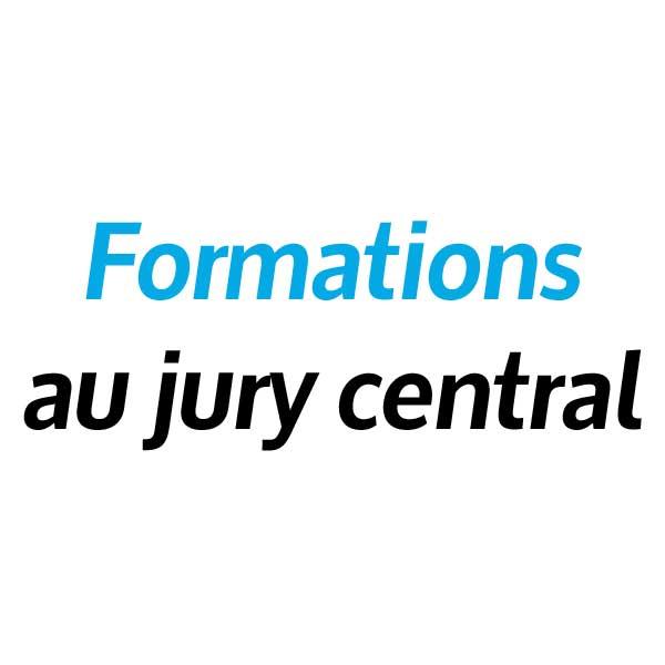 Préparation jury central
