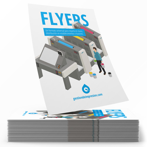 Flyers - gestiondeimpresion.com