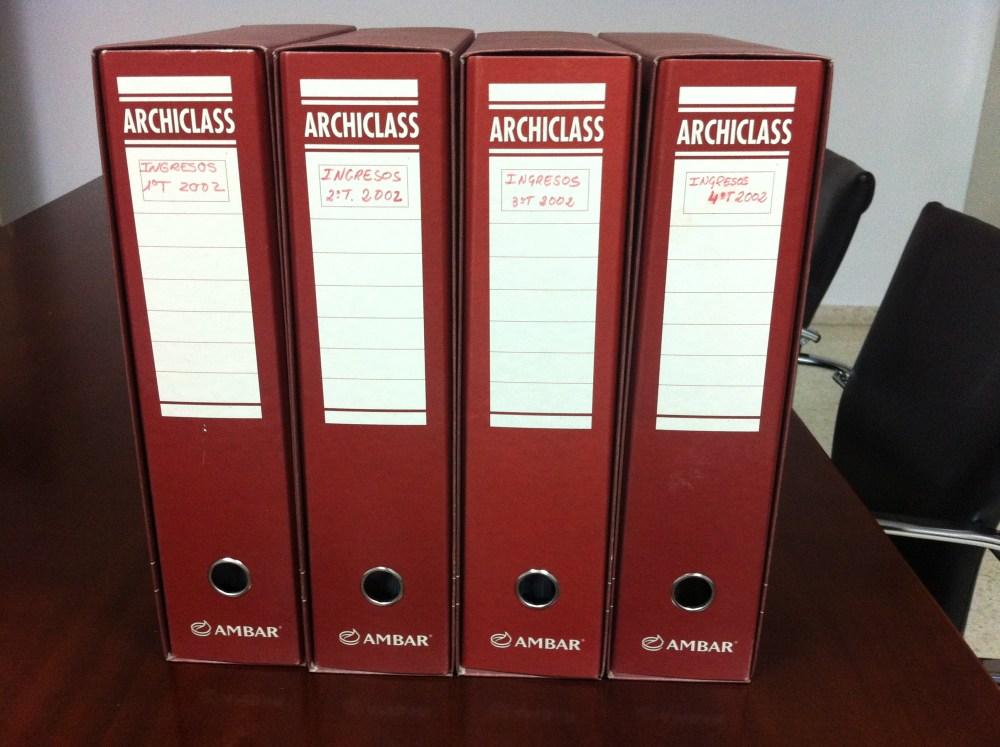 Digitalización de documentos: ejemplo práctico (1/5)
