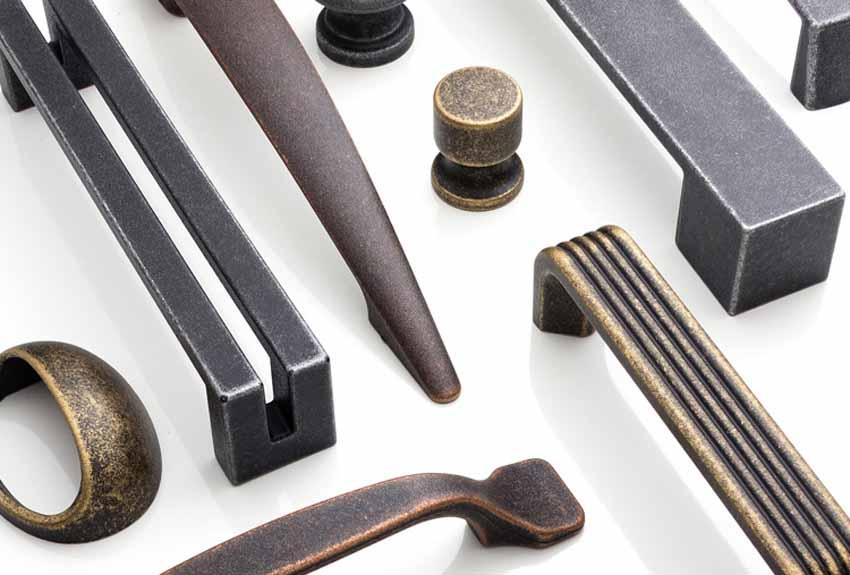 Tutti i prodotti, maniglie mobili. Knobs And Handles For Furniture Poliplast In Plastic Material