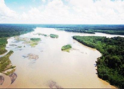 Complejo de humedales del Abanico del río Pastaza
