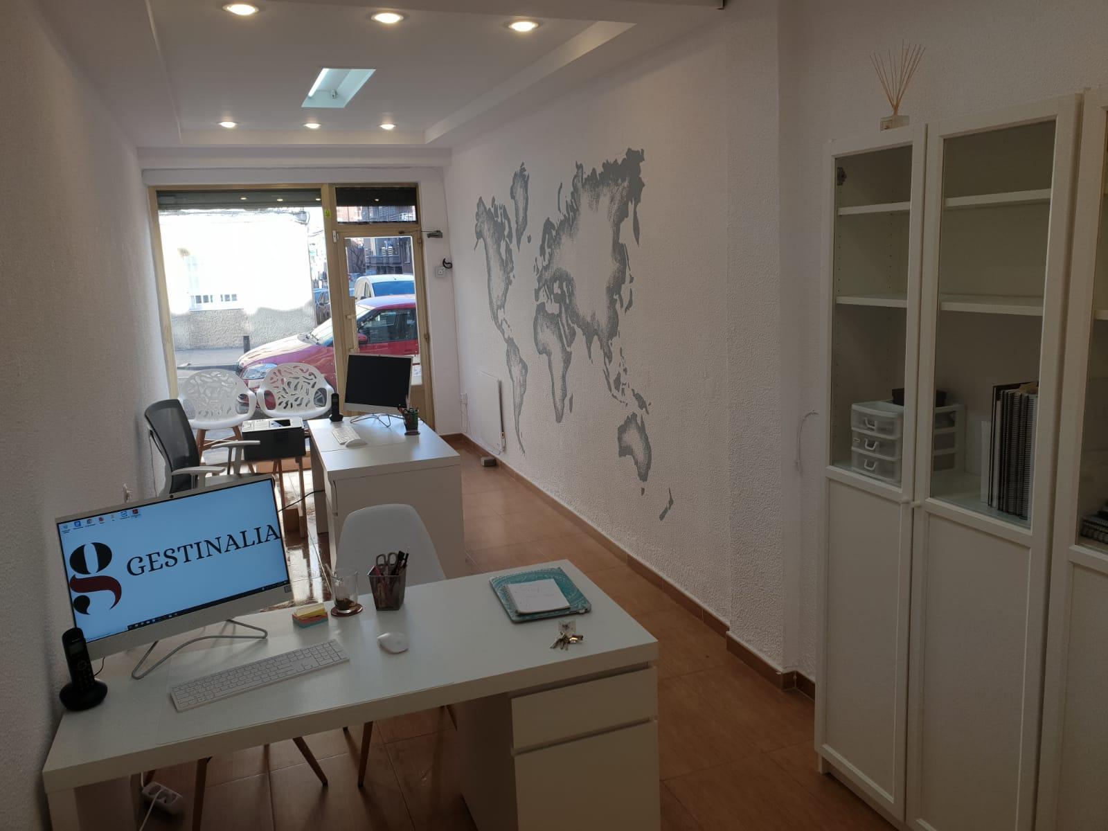 Oficinas de Gestinalia