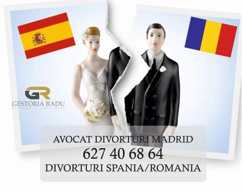 CUM POTI DIVORTA IN MADRID AVOCAT DIVORTURI MADRID