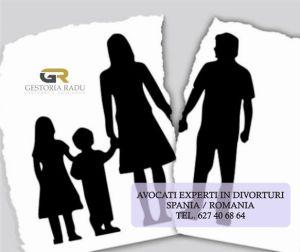 Avocat roman in Madrid pentru divorturi