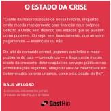Raul Velloso - Estado da crise