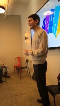 Gesture Daniel CTO