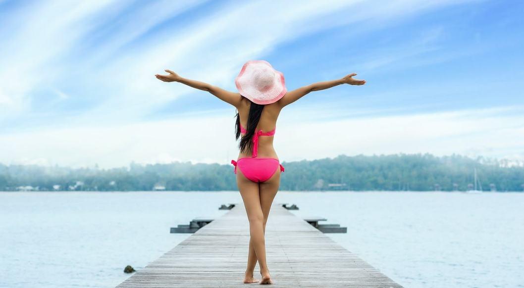 Wie kannst Du eine schöne Bikinifigur bekommen?
