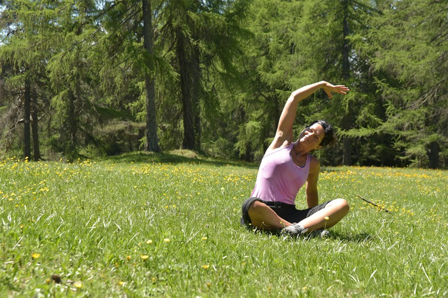 Yoga im Gesundheitszentrum Dresden-Bühlau