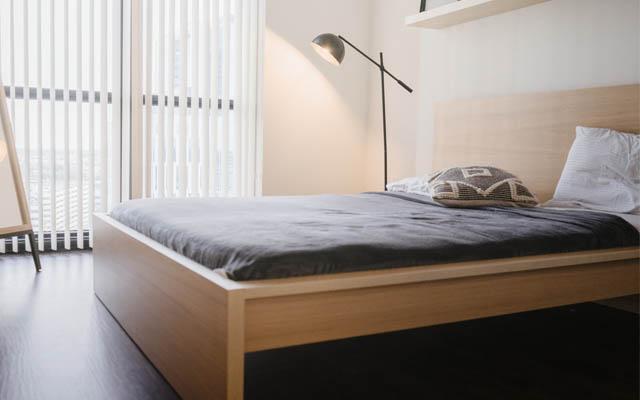 Die falsche Matratze kann zu Schlafproblemen führen