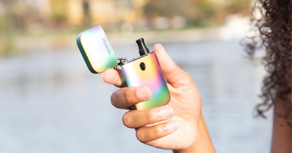 E-Zigarette und Shisha