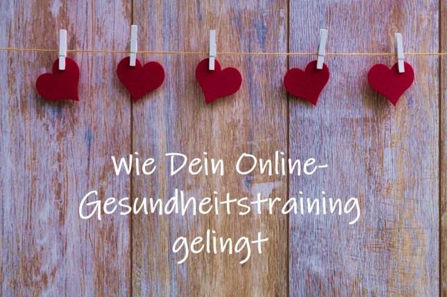 Online-Gesundheitstraining