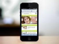 Webseite des Klinikum Lippe mit Responsive Design