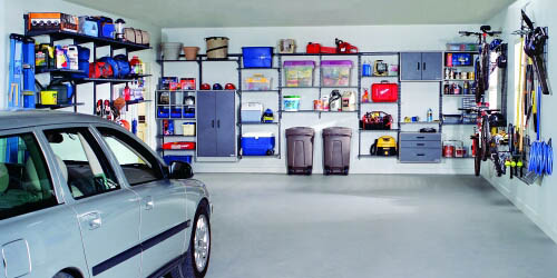 Ultiimate Organized Garage