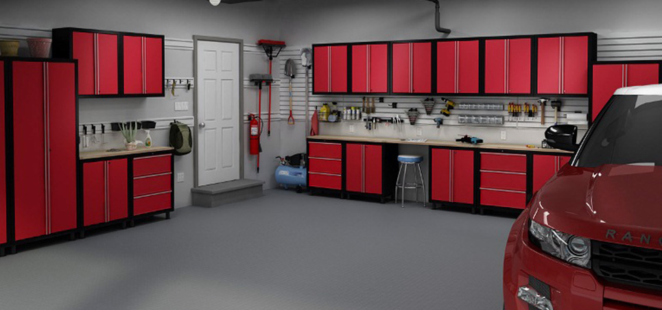 What makes an ultimate garage for you for Custom garage workshop