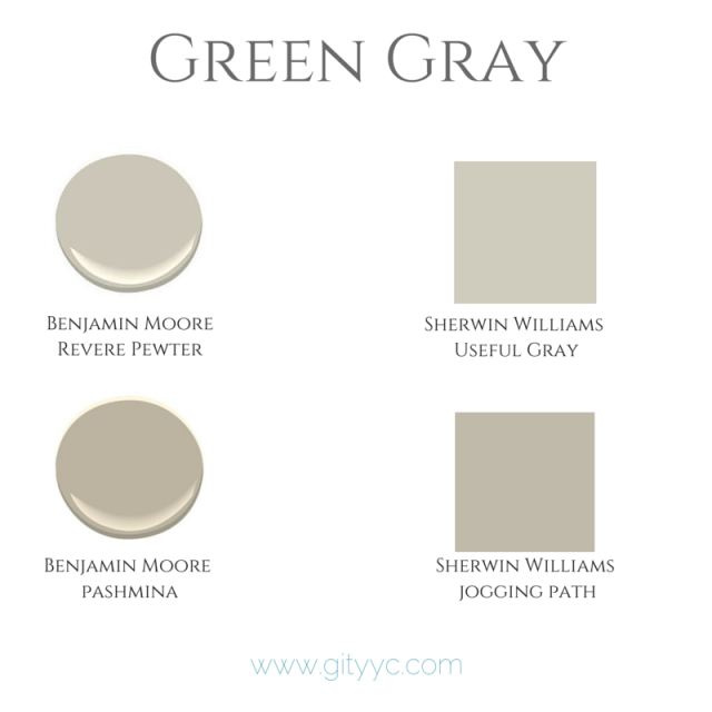Decorating From Brown to Gray