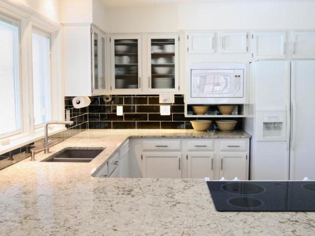 backsplash for granite counters