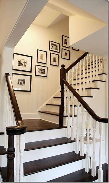 honey oak staircase