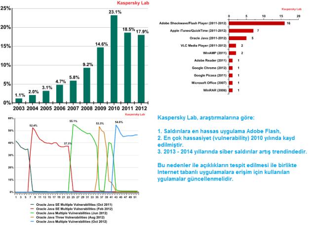 kaspersky vulnerability statistics
