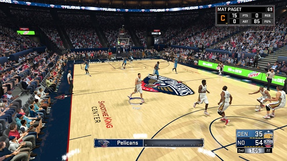 NBA 2K17 Mac OS X