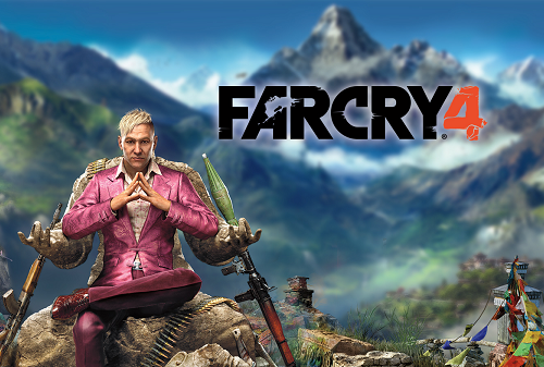 Far Cry 4 Mac OS X