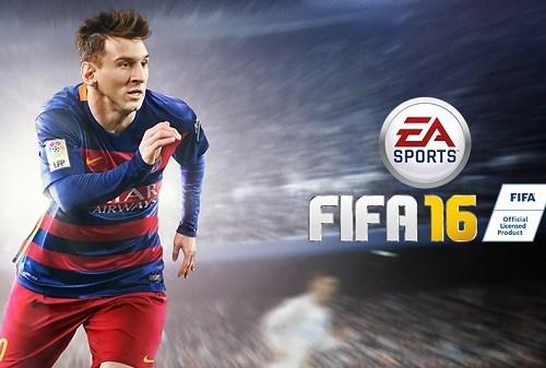 FIFA 16 OS X