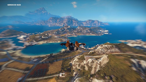 Just Cause 3 OS X