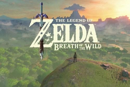 Legend of Zelda Breath of The Wild OS X