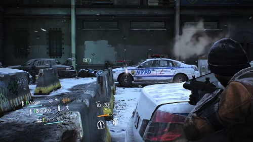 Tom Clancy The Division OS X