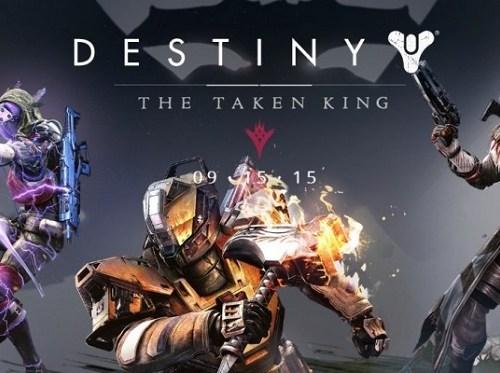 Destiny The Taken King OS X